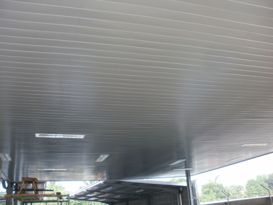 Prometama Metal Ceiling Plafon Mmetal Screen Metal